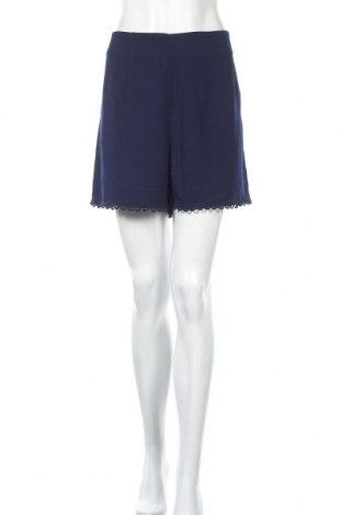 Γυναικείο κοντό παντελόνι Molly Bracken, Μέγεθος XL, Χρώμα Μπλέ, 92% πολυεστέρας, 8% ελαστάνη, Τιμή 15,16€