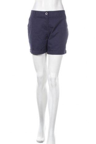 Γυναικείο κοντό παντελόνι Next, Μέγεθος L, Χρώμα Μπλέ, 98% βαμβάκι, 2% ελαστάνη, Τιμή 9,80€
