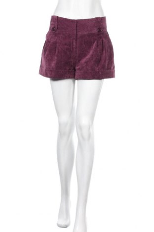 Γυναικείο κοντό παντελόνι Orsay, Μέγεθος L, Χρώμα Βιολετί, Τιμή 6,82€