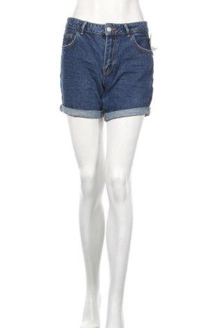 Γυναικείο κοντό παντελόνι Pimkie, Μέγεθος XS, Χρώμα Μπλέ, Βαμβάκι, Τιμή 14,07€