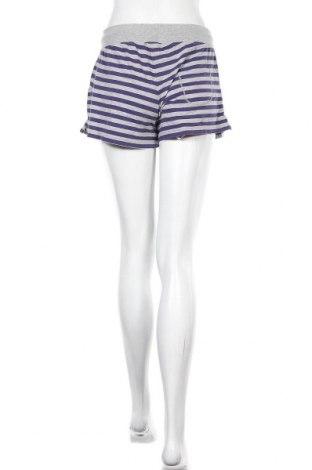 Pantaloni scurți de femei Superdry, Mărime S, Culoare Gri, 75% bumbac, 25% poliester, Preț 170,23 Lei