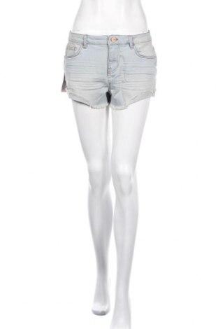 Dámské kraťasy  Tom Tailor, Velikost M, Barva Modrá, 98% bavlna, 2% elastan, Cena  319,00Kč
