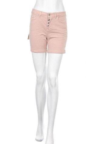 Γυναικείο κοντό παντελόνι Tom Tailor, Μέγεθος S, Χρώμα Ρόζ , 98% βαμβάκι, 2% ελαστάνη, Τιμή 11,25€