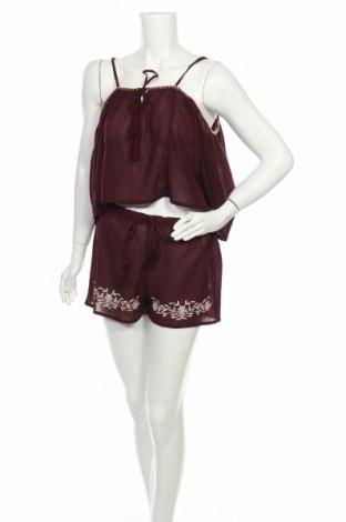 Γυναικείο σετ Mint & Berry, Μέγεθος S, Χρώμα Βιολετί, Βαμβάκι, Τιμή 14,44€