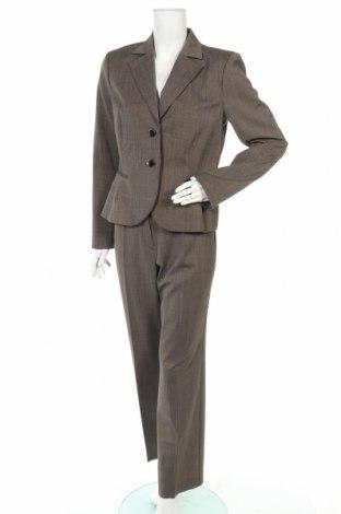 Γυναικείο κοστούμι Comma,, Μέγεθος M, Χρώμα Καφέ, 64% πολυεστέρας, 34% βισκόζη, 2% ελαστάνη, Τιμή 30,32€