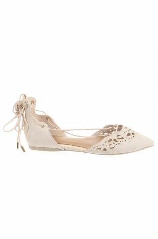Γυναικεία παπούτσια Aldo, Μέγεθος 38, Χρώμα  Μπέζ, Κλωστοϋφαντουργικά προϊόντα, Τιμή 10,72€