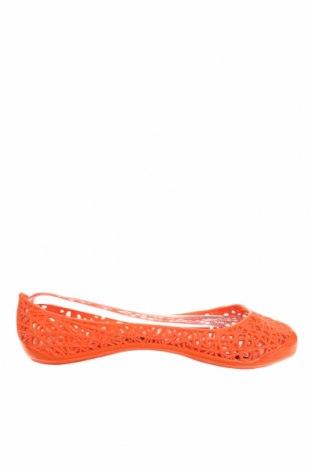 Γυναικεία παπούτσια Banana Moon, Μέγεθος 36, Χρώμα Πορτοκαλί, Πολυουρεθάνης, Τιμή 6,32€