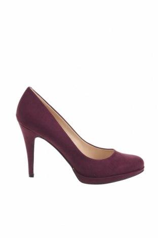 Γυναικεία παπούτσια Nine West, Μέγεθος 39, Χρώμα Βιολετί, Κλωστοϋφαντουργικά προϊόντα, Τιμή 45,08€