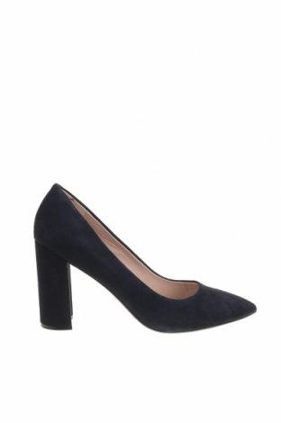 Γυναικεία παπούτσια Nine West, Μέγεθος 40, Χρώμα Μπλέ, Φυσικό σουέτ, Τιμή 50,75€