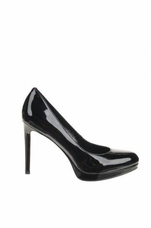 Γυναικεία παπούτσια Nine West, Μέγεθος 38, Χρώμα Μαύρο, Δερματίνη, Τιμή 45,08€