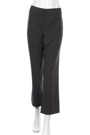 Дамски панталон Anne Klein, Размер M, Цвят Сив, 64% полиестер, 32% вискоза, 4% еластан, Цена 8,45лв.