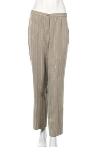 Дамски панталон Chico's, Размер M, Цвят Кафяв, 97% полиестер, 3% еластан, Цена 8,69лв.