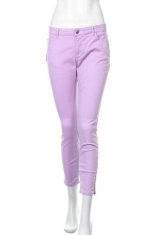Γυναικείο παντελόνι Christian Berg, Μέγεθος S, Χρώμα Βιολετί, 98% βαμβάκι, 2% ελαστάνη, Τιμή 17,79€