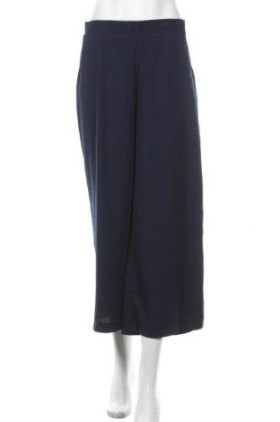 Γυναικείο παντελόνι DDP, Μέγεθος M, Χρώμα Μπλέ, Πολυεστέρας, Τιμή 9,37€