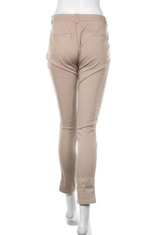 Дамски панталон Daniel Hechter, Размер L, Цвят Бежов, 98% памук, 2% еластан, Цена 33,36лв.