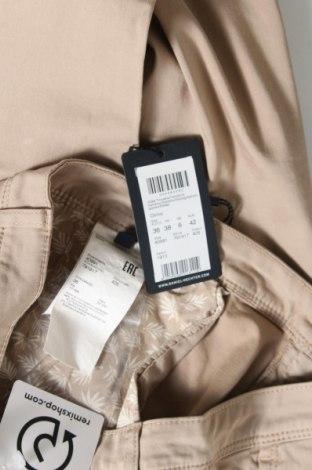 Дамски панталон Daniel Hechter, Размер S, Цвят Бежов, 98% памук, 2% еластан, Цена 33,36лв.