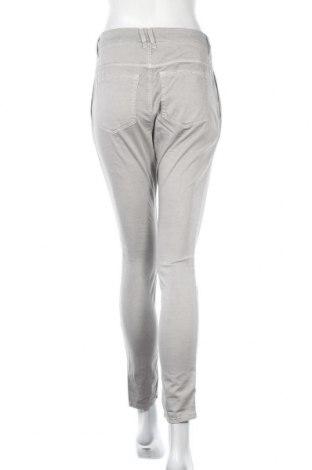 Дамски панталон Drykorn for beautiful people, Размер S, Цвят Сив, 60% памук, 38% лиосел, 2% еластан, Цена 32,13лв.