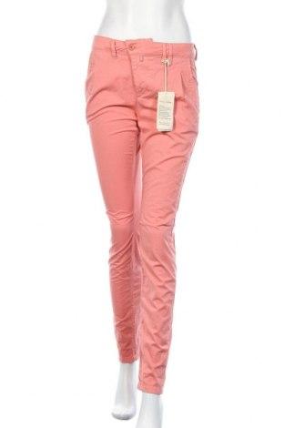 Дамски панталон Drykorn for beautiful people, Размер S, Цвят Розов, 98% памук, 2% еластан, Цена 32,04лв.