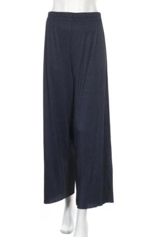 Дамски панталон Edited, Размер L, Цвят Син, Полиестер, Цена 23,40лв.