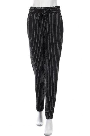 Γυναικείο παντελόνι Kiomi, Μέγεθος S, Χρώμα Μαύρο, 95% πολυεστέρας, 5% ελαστάνη, Τιμή 15,30€
