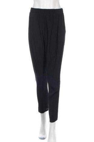 Дамски панталон La Fee Maraboutee, Размер M, Цвят Черен, Вискоза, Цена 83,40лв.