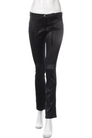 Дамски панталон La Mode Est A Vous, Размер S, Цвят Черен, Полиестер, Цена 40,30лв.