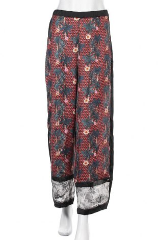 Дамски панталон La Mode Est A Vous, Размер S, Цвят Многоцветен, Полиестер, Цена 44,85лв.
