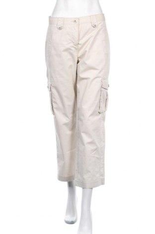 Дамски панталон Marco Pecci, Размер M, Цвят Бежов, Цена 6,30лв.