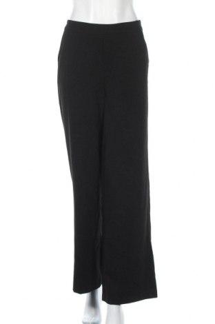 Γυναικείο παντελόνι Object, Μέγεθος M, Χρώμα Μαύρο, Τιμή 8,31€