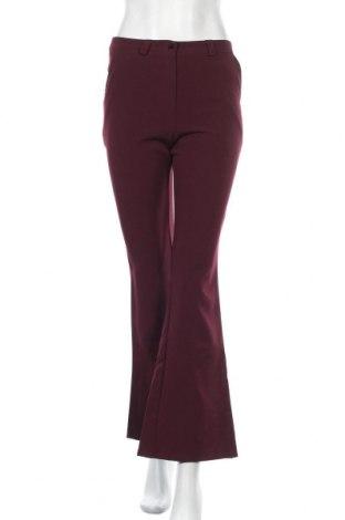 Дамски панталон Pepe Runa, Размер S, Цвят Лилав, 60% полиестер, 40% вискоза, Цена 19,08лв.