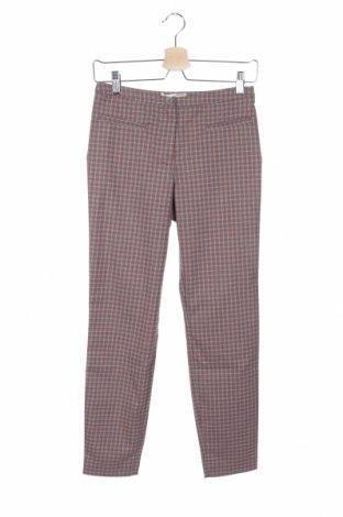 Дамски панталон Stefanel, Размер XS, Цвят Сив, 69% полиестер, 29% вискоза, 2% еластан, Цена 20,28лв.