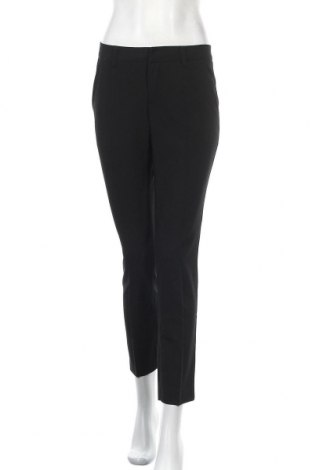 Γυναικείο παντελόνι Stefanel, Μέγεθος S, Χρώμα Μαύρο, 72% πολυεστέρας, 22% βισκόζη, 6% ελαστάνη, Τιμή 19,18€