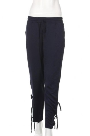 Γυναικείο παντελόνι Top Secret, Μέγεθος M, Χρώμα Μπλέ, 52% βισκόζη, 48% πολυεστέρας, Τιμή 12,14€