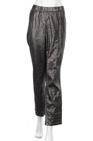 Γυναικείο παντελόνι Ulla Popken, Μέγεθος XXL, Χρώμα Καφέ, 98% βαμβάκι, 2% ελαστάνη, Τιμή 11,43€
