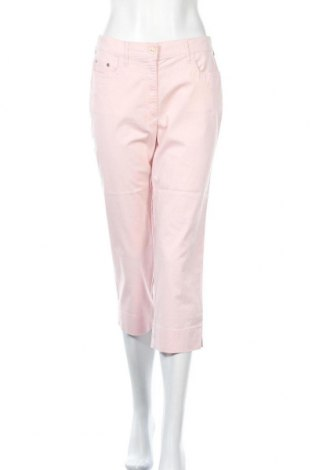 Γυναικείο παντελόνι Zerres, Μέγεθος L, Χρώμα Ρόζ , 98% βαμβάκι, 2% ελαστάνη, Τιμή 20,90€