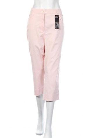 Дамски панталон Zerres, Размер XL, Цвят Розов, 98% памук, 2% еластан, Цена 24,50лв.
