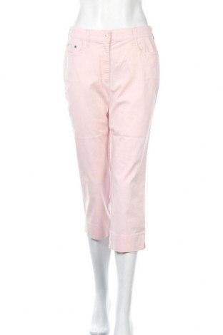 Γυναικείο παντελόνι Zerres, Μέγεθος M, Χρώμα Ρόζ , 98% βαμβάκι, 2% ελαστάνη, Τιμή 19,70€