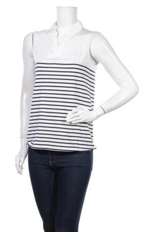 Дамски потник Betty & Co, Размер S, Цвят Бял, 50% памук, 50% модал, Цена 12,16лв.
