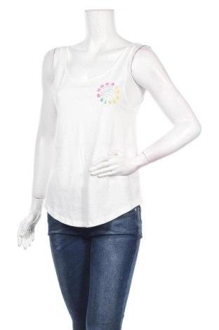 Γυναικείο αμάνικο μπλουζάκι Billabong, Μέγεθος XS, Χρώμα Λευκό, Βαμβάκι, Τιμή 8,62€