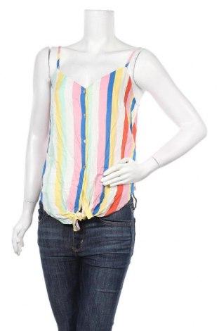 Tricou de damă Camaieu, Mărime S, Culoare Multicolor, Viscoză, Preț 27,96 Lei