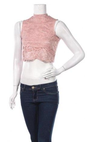 Dámské tilko  Even&Odd, Velikost S, Barva Růžová, 90% polyamide, 10% elastan, Cena  112,00Kč