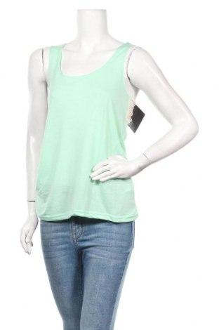 Дамски потник Even&Odd, Размер XS, Цвят Зелен, 100% полиестер, Цена 2,00лв.