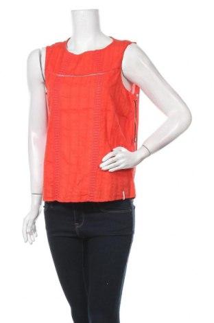 Дамски потник Khujo, Размер L, Цвят Оранжев, 100% памук, Цена 39,00лв.