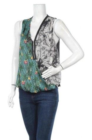 Γυναικείο αμάνικο μπλουζάκι La Mode Est A Vous, Μέγεθος M, Χρώμα Πολύχρωμο, Πολυεστέρας, Τιμή 7,98€