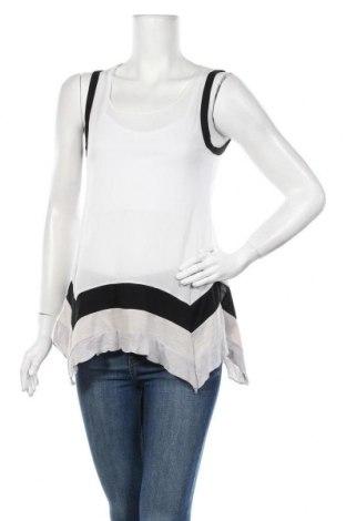 Дамски потник La Mode Est A Vous, Размер S, Цвят Бял, Цена 31,85лв.