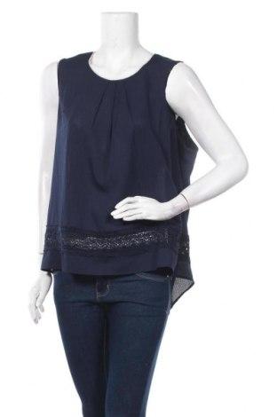 Γυναικείο αμάνικο μπλουζάκι Molly Bracken, Μέγεθος XL, Χρώμα Μπλέ, Πολυεστέρας, Τιμή 14,07€