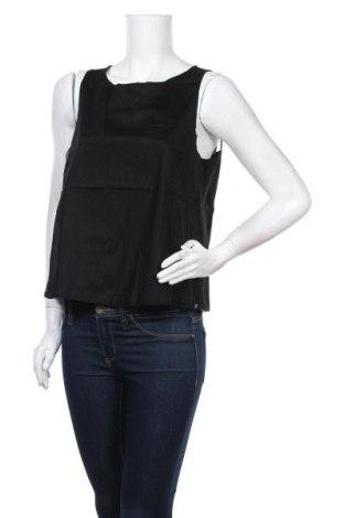 Γυναικείο αμάνικο μπλουζάκι On.You, Μέγεθος L, Χρώμα Μαύρο, Πολυεστέρας, Τιμή 12,12€