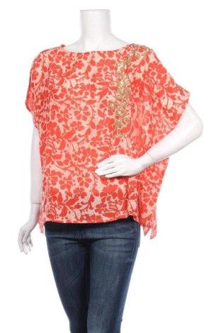 Γυναικεία μπλούζα Stella Forest, Μέγεθος L, Χρώμα Ρόζ , 70% βαμβάκι, 30% μετάξι, Τιμή 29,69€