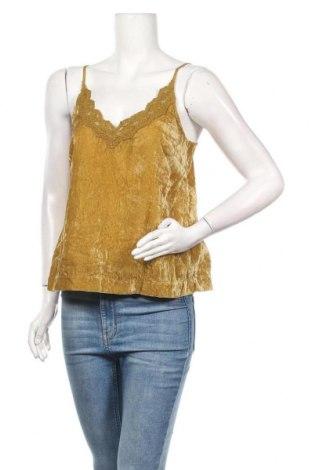 Γυναικείο αμάνικο μπλουζάκι Stella Forest, Μέγεθος M, Χρώμα Πράσινο, 80% βισκόζη, 20% μετάξι, Τιμή 32,58€