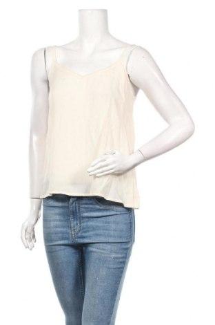Γυναικείο αμάνικο μπλουζάκι Stella Forest, Μέγεθος M, Χρώμα  Μπέζ, Βισκόζη, Τιμή 28,46€